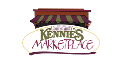 A theme logo of Kennie's Marketplace